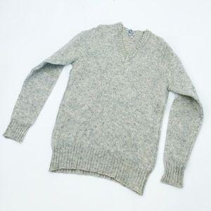 Wolsey Wool V-Neck Sweater